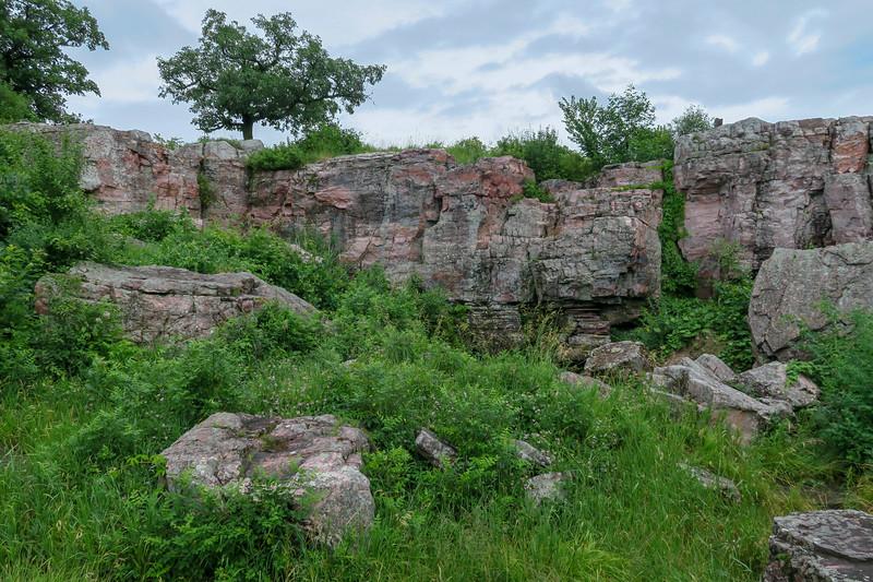 Sioux Quartzite Ledges