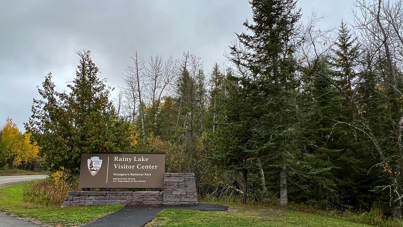 Rainy Lake Visitor Center