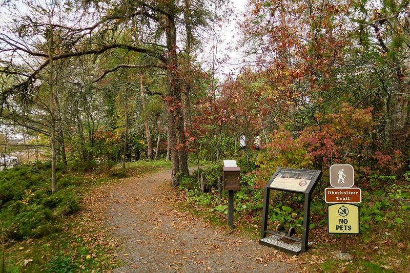 Oberholtzer Trailhead (Rainy Lake Visitor Center)