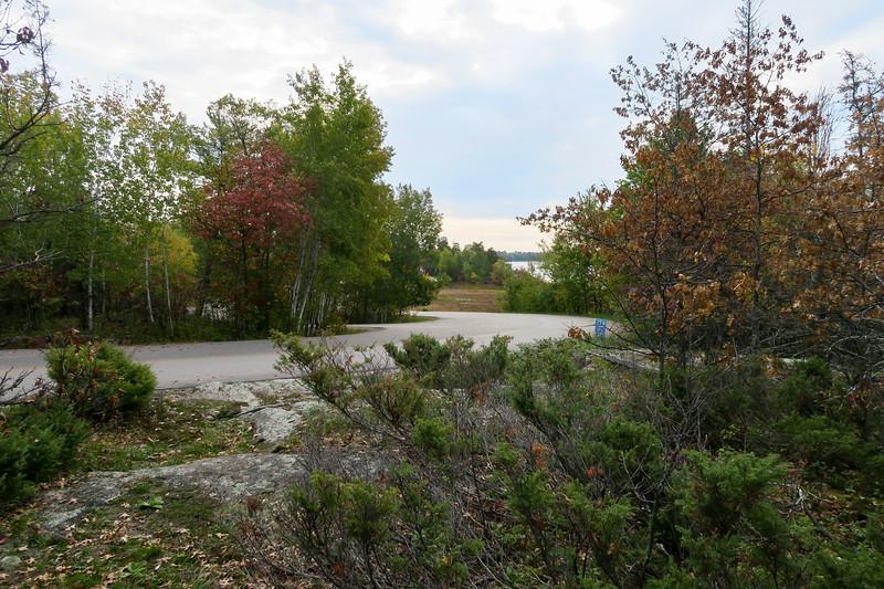 Oberholtzer Trail @ Boat Access Road
