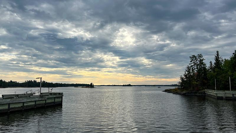 Rainy Lake Visitor Center (Docks)