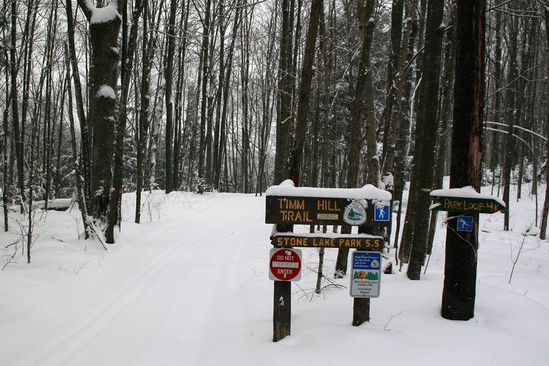 Timm's Hill Trailhead