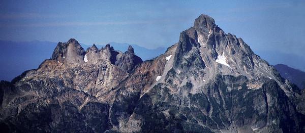 Del Campo Peak ,