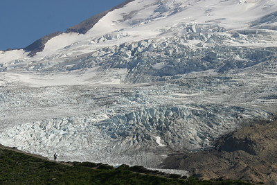 Railroad Grade, Easton Glacier, Mount Baker