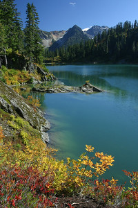 Watson Lakes, Mount Baker Wilderness