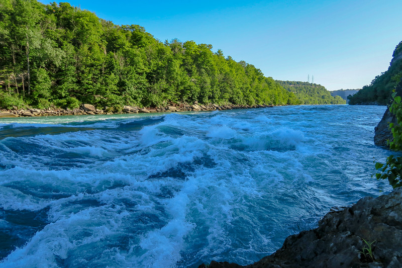 Niagara River -- Devil's Hole Rapids
