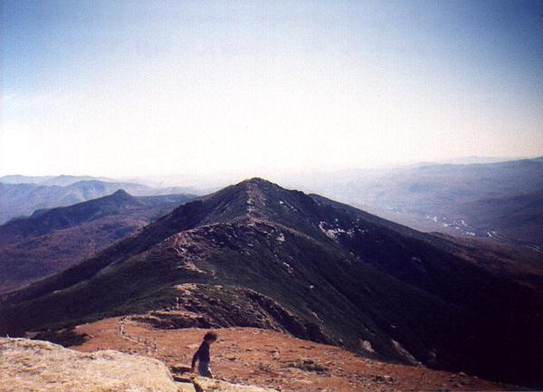 Mount Lafayette -- 5,260'