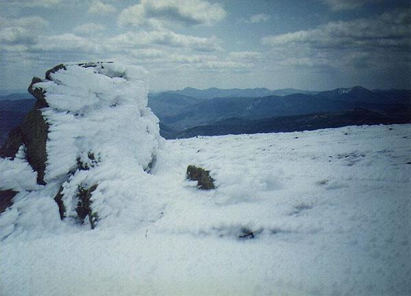 Mount Eisenhower -- 4,761'