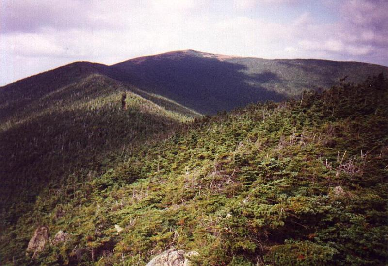 Mount Moosilauke South Peak -- 4,523'
