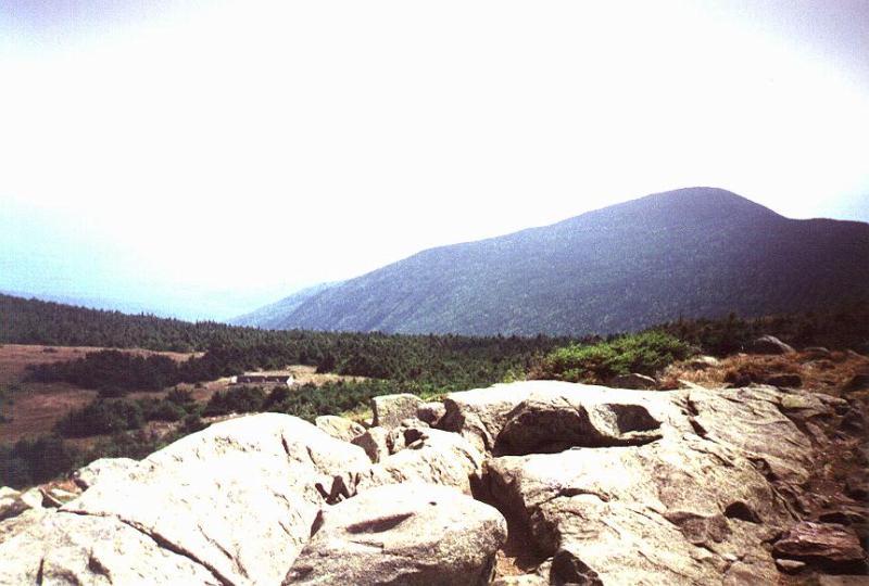Appalachian Trail -- 4,700'