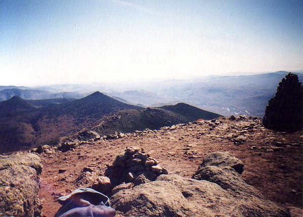 Mount Lincoln -- 5,089'