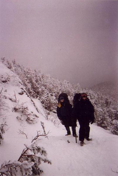 Edmands Path -- 4,500'