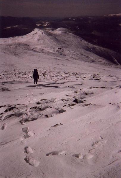 Crawford Path -- 5,800'