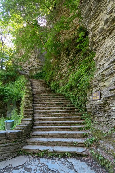 Gorge Trail @ Couch's Staircase