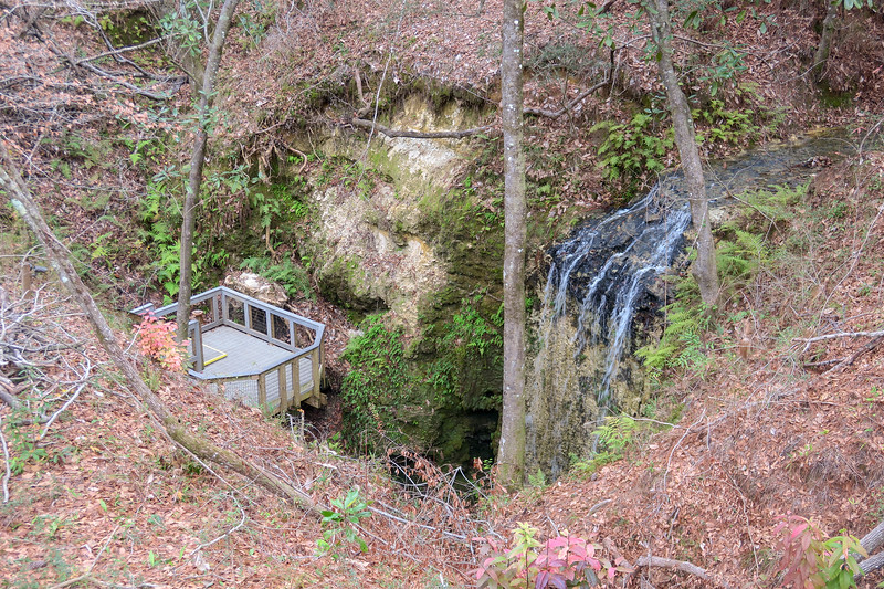 Sinkhole Waterfall