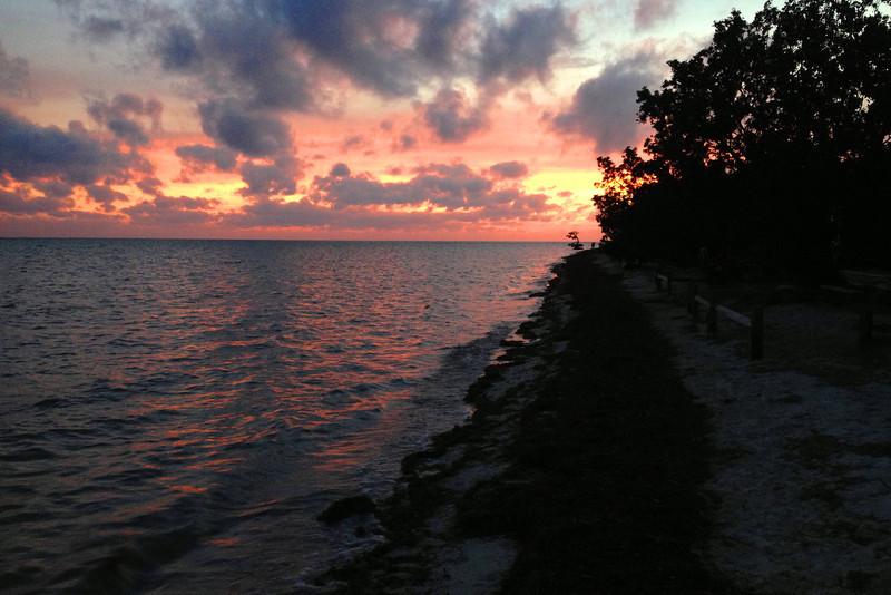 Long Key State Park Campsite