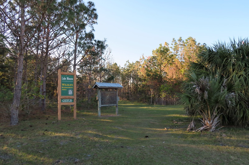Kratzert Tract Trailhead