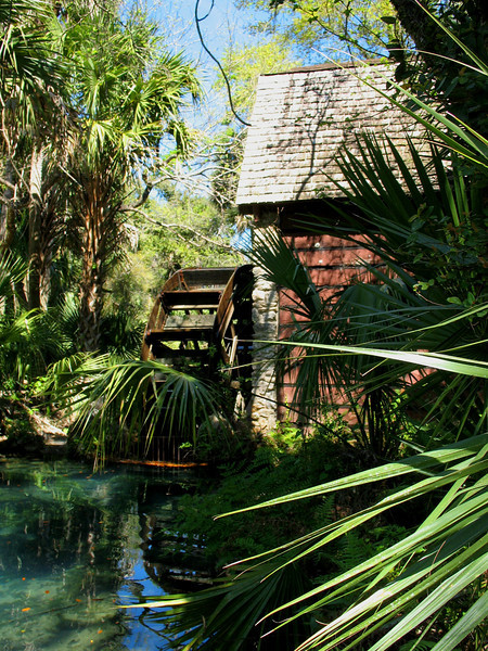 Juniper Springs Mill