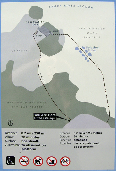 Pa-hay-okee Trail Map