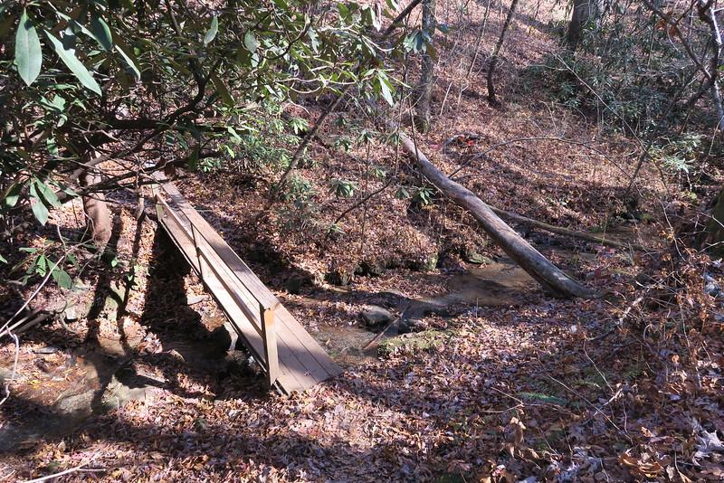 Taylor Creek -- 2,500'