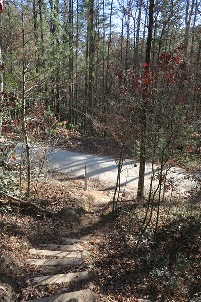 James Edmonds Trail -- 2,320'