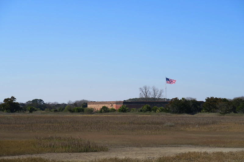 Lighthouse Overlook Trail - Fort Pulaski