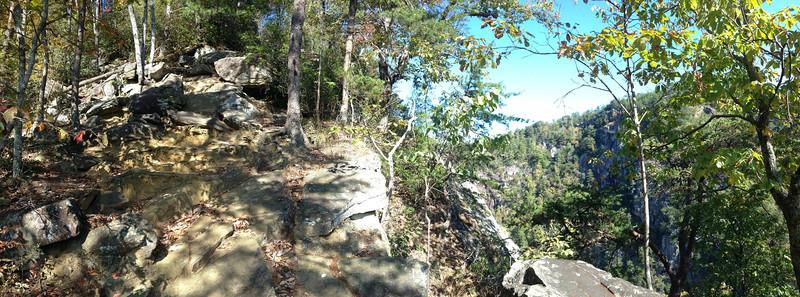 Sliding Rock Trail