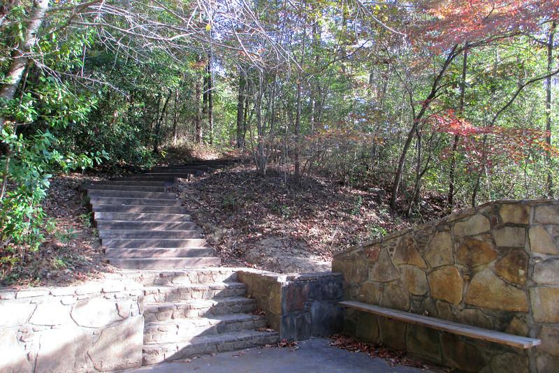 North Rim Trail - Overlook #5