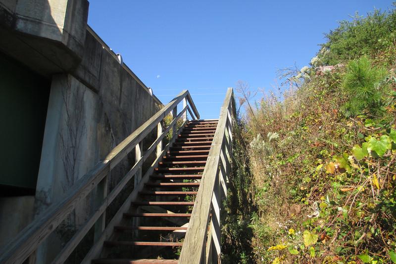Tallulah Falls Dam Crossing