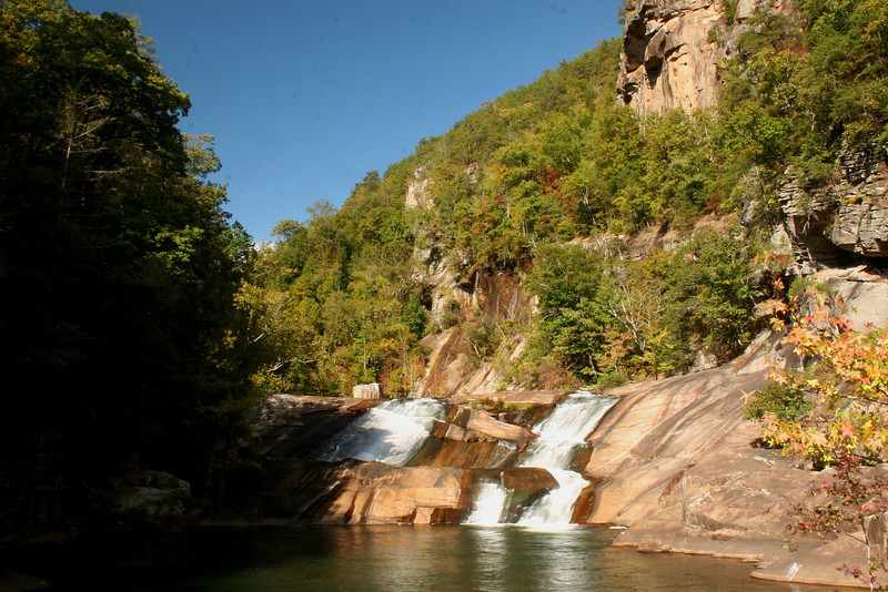 Gorge Floor Trail - Oceana Falls