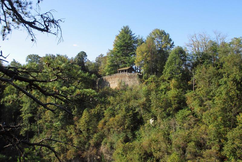 North Rim Trail - Overlook #3