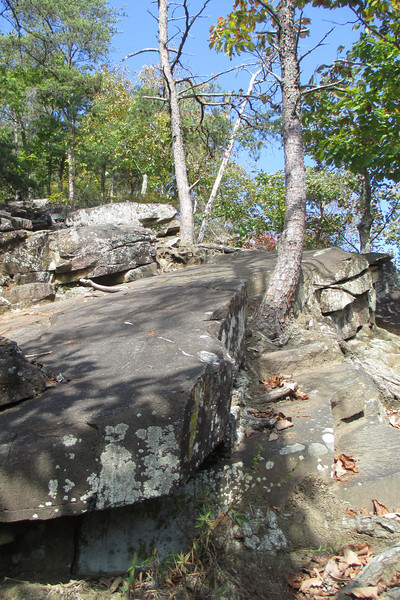 Sliding Rock Trail
