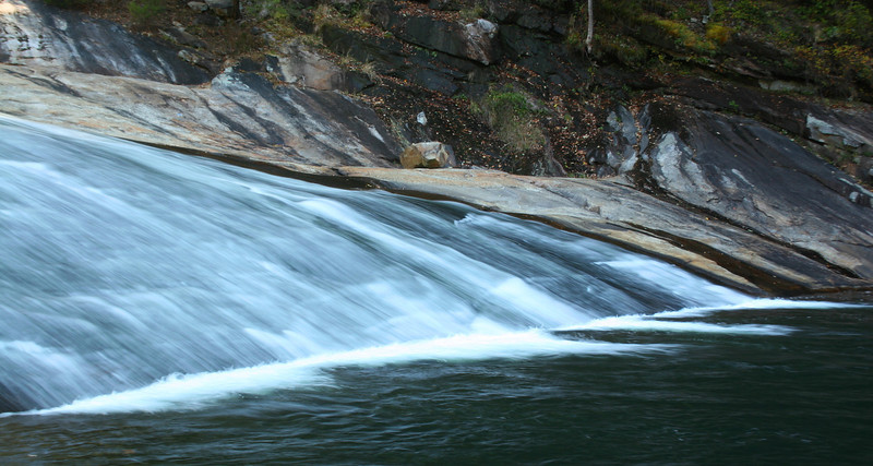 Bridal Veil Falls (aka. Sliding Rock)