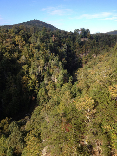 North Rim Trail - Overlook #1