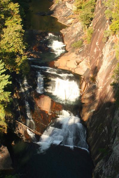 North Rim Trail - Ladore Falls