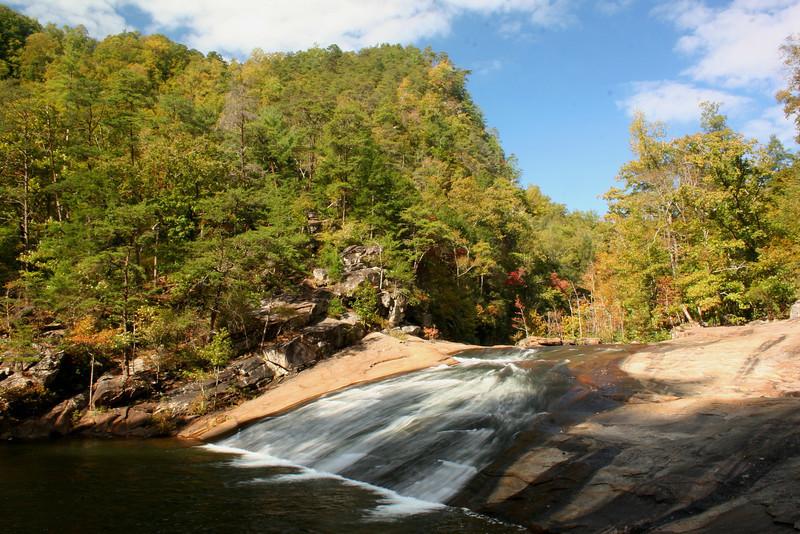 Bridal Veil Falls (aka. Sliding Rock)