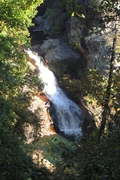 South Rim Trail - Tempesta Falls