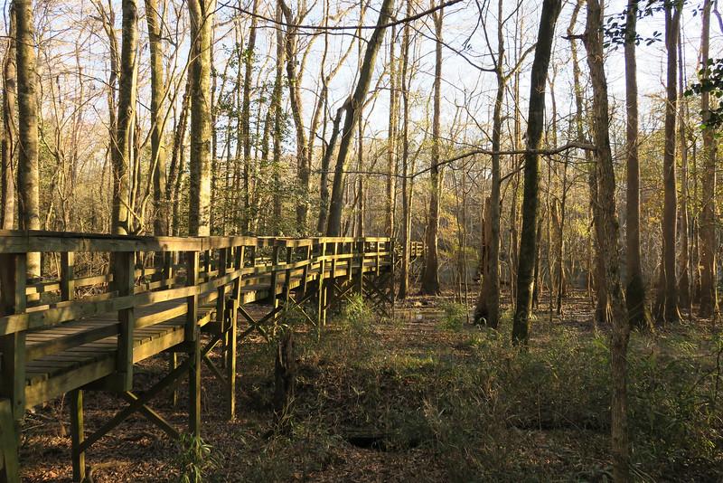 Weston Lake Trail