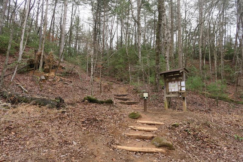 Falls Creek Trailhead