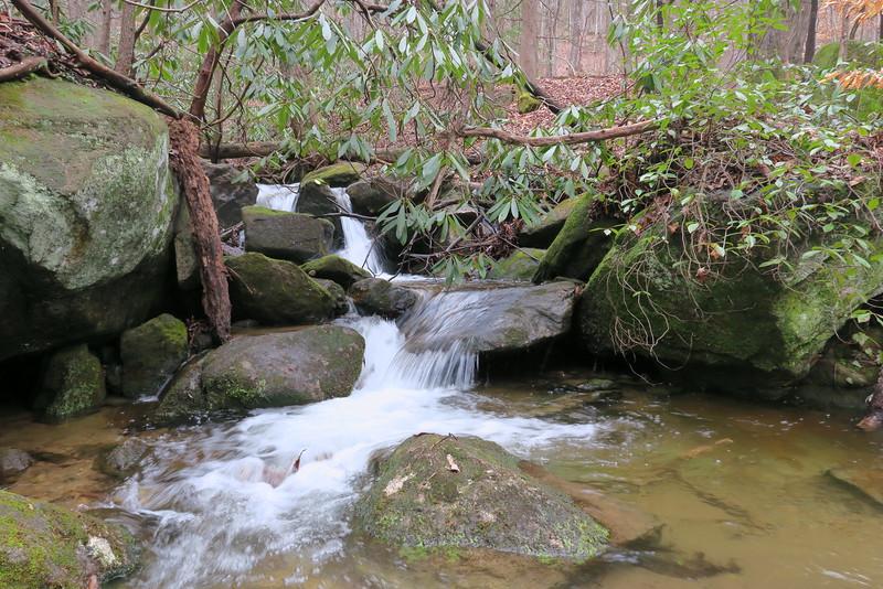 Falls Creek Trail