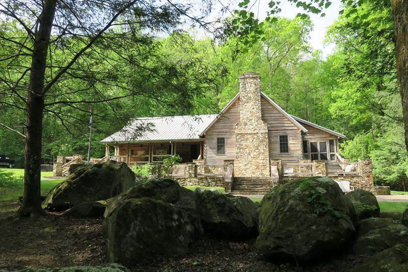 Jones Gap Visitor Center