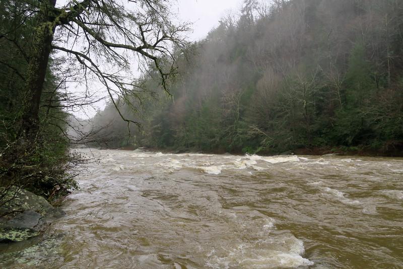 Chattooga River @ Long Creek