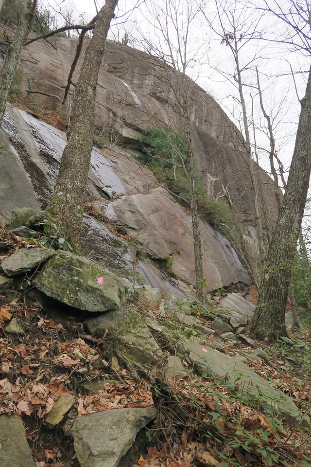 Bill Kimball Trail -- 2,600'