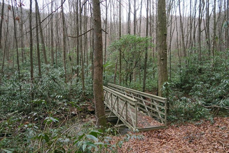 Bill Kimball Trail -- 1,980'