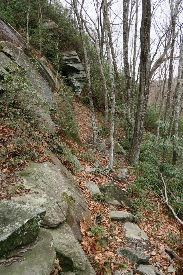 Bill Kimball Trail -- 2,550'