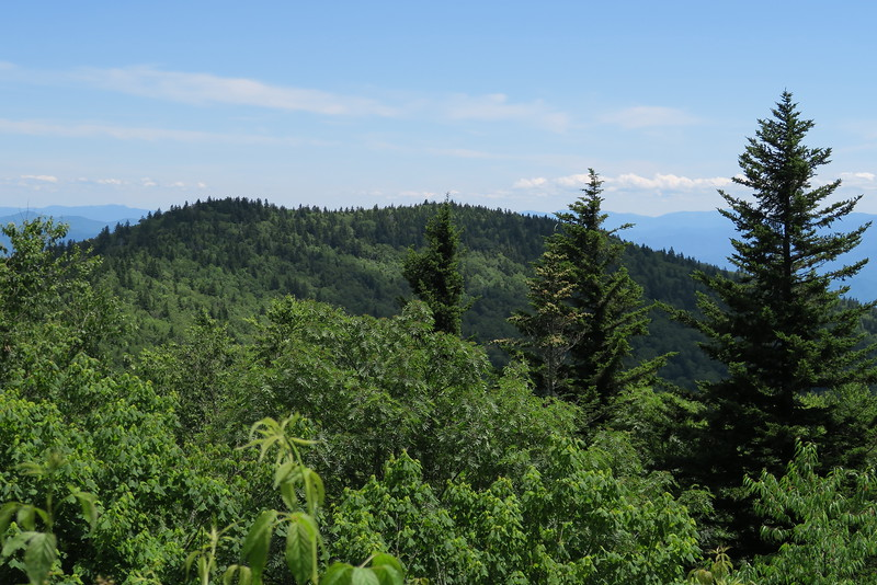 Forney Ridge Trail - 5,880'