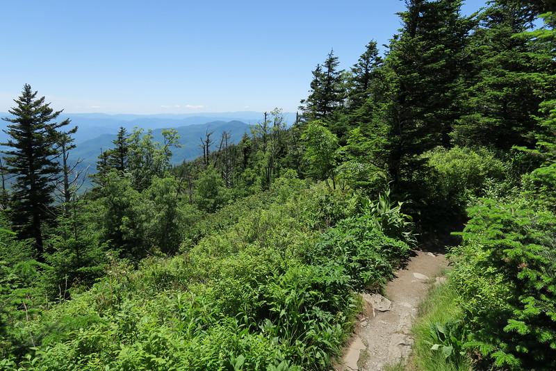 Appalachian Trail - 6,530'
