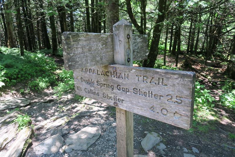 Appalachian Trail - 6,580'