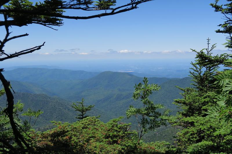 Appalachian Trail - 6,550'
