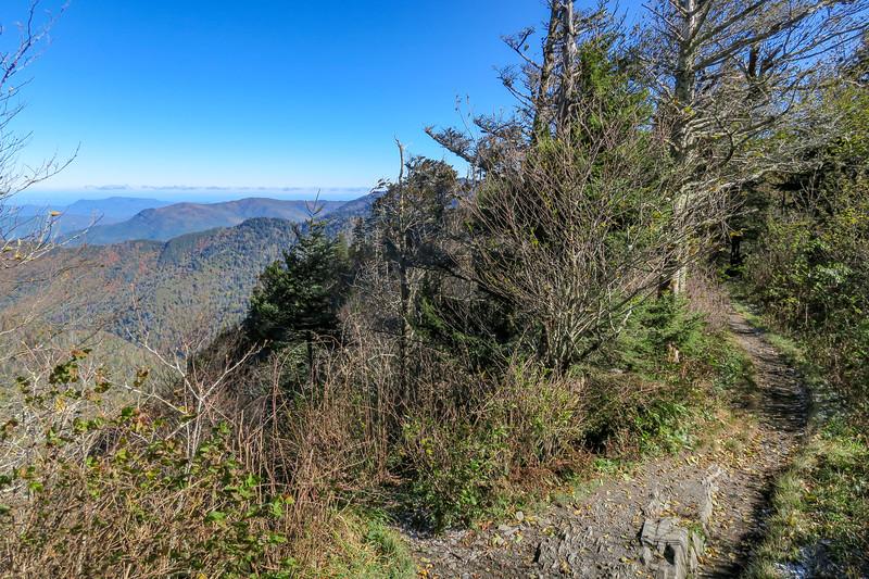 Appalachian Trail - 5,700'